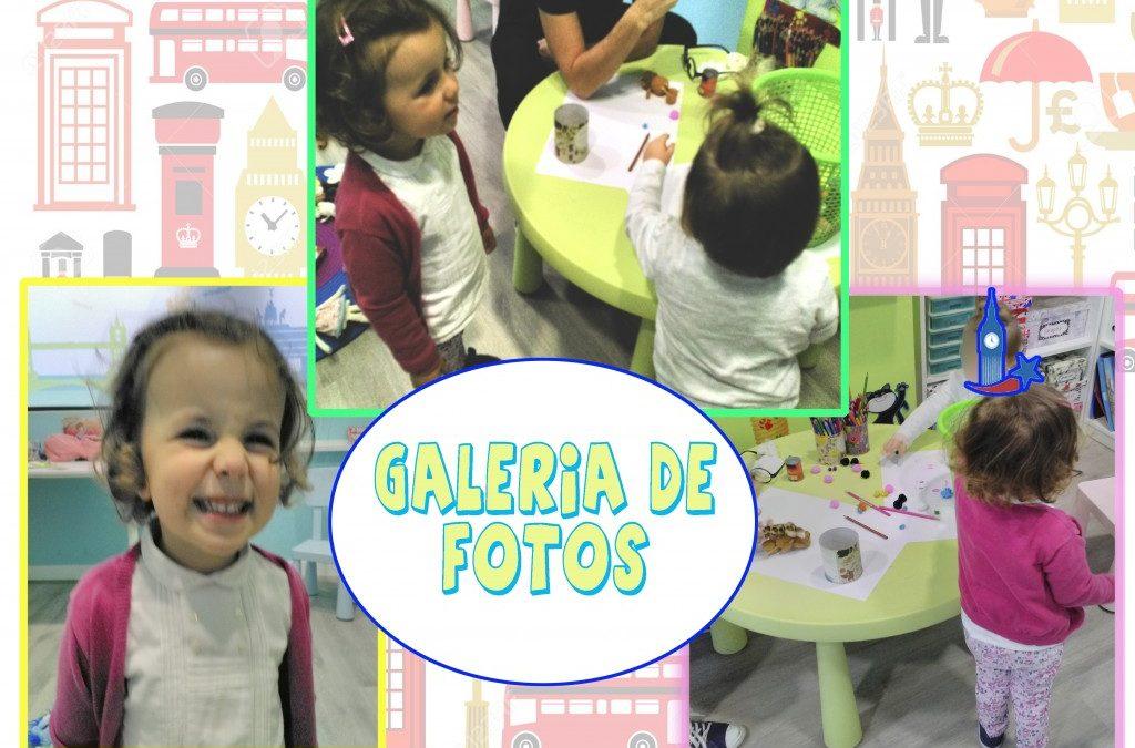 BABY STEPS GIJÓN | Inglés para niños 2-3 años
