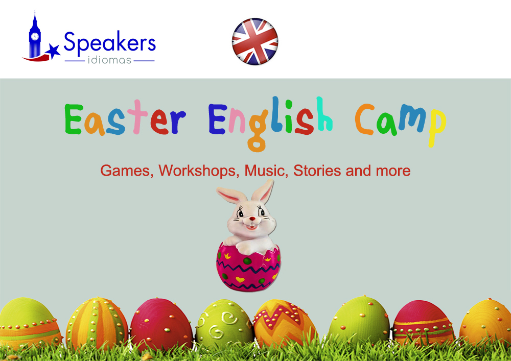 easter english camp  speakers idiomas gijón
