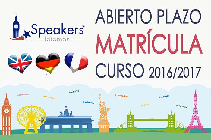 Speakers Idiomas Gijón academias de inglés en gijón