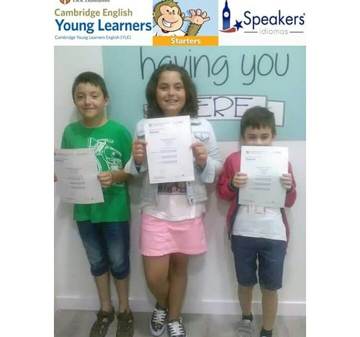 Cambridge Young Learners Diplomas