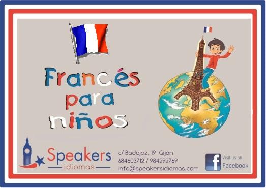 francés para niños en gijón
