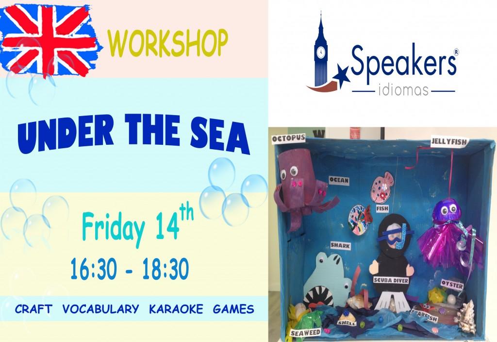 taller inglés en gijón para niños