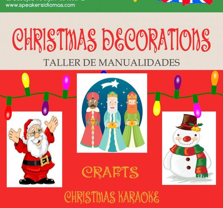 "ARTS & CRAFTS  ""CHRISTMAS DECORATIONS"""