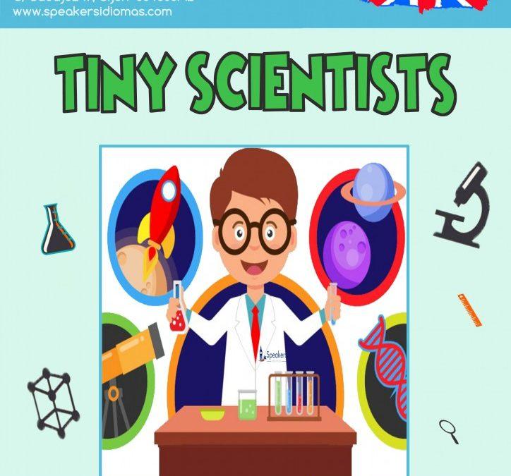 TINY SCIENTISTS