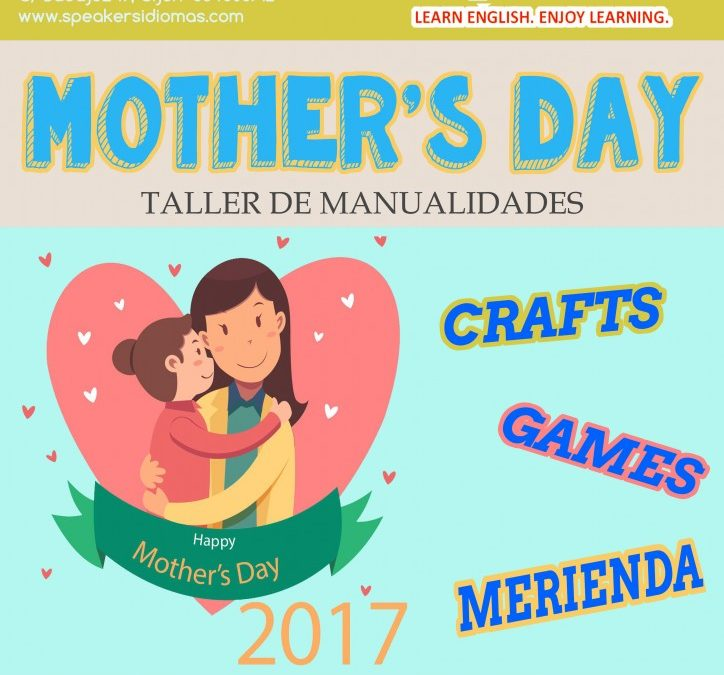 "ARTS & CRAFTS  ""MOTHER'S DAY"""