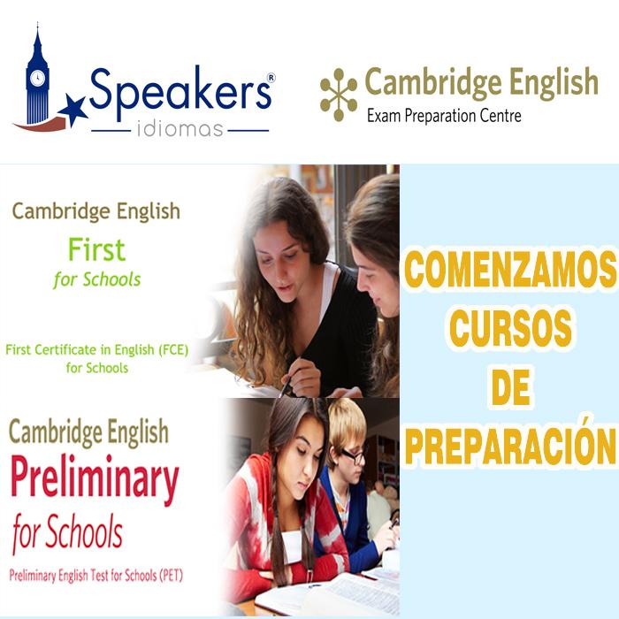 speakers idiomas inglés gijón academia niños clases