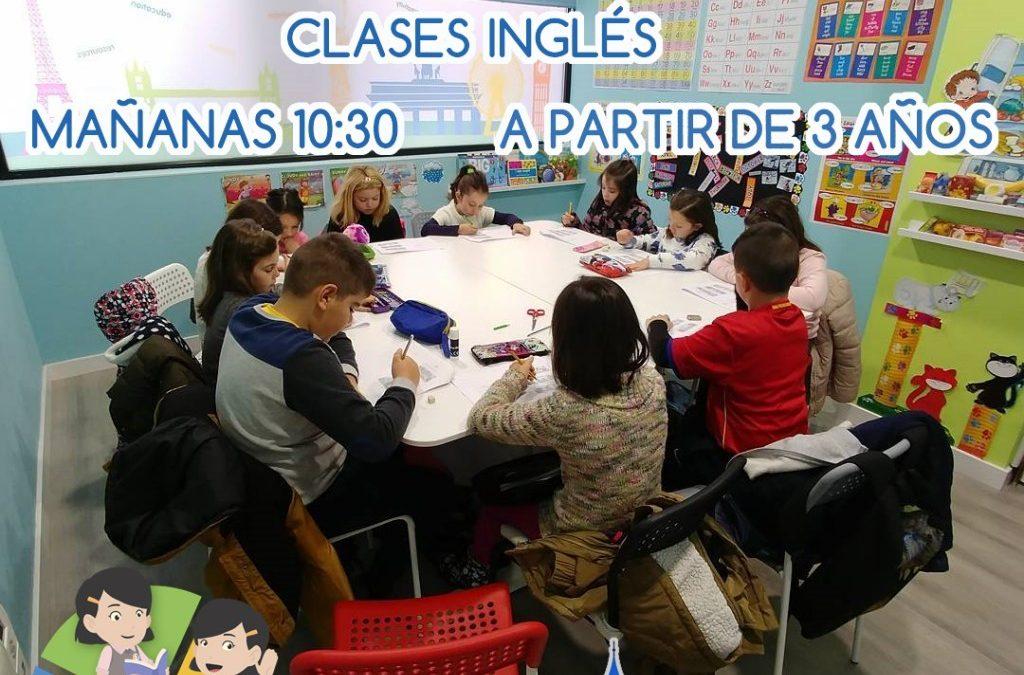 CLASES DE INGLÉS EN JULIO