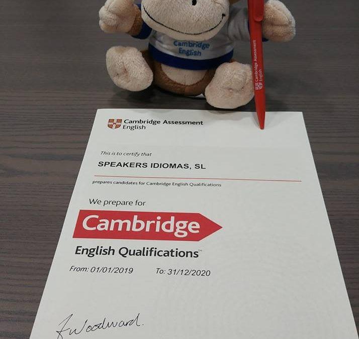 CAMBRIDGE ENGLISH – EXAM PREPARATION CENTRE