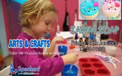 "ARTS & CRAFTS ""KAWAII SOAP"""