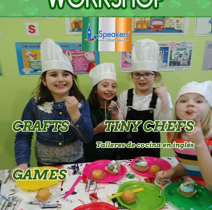 ST.PATRICK'S DAY WORKSHOP