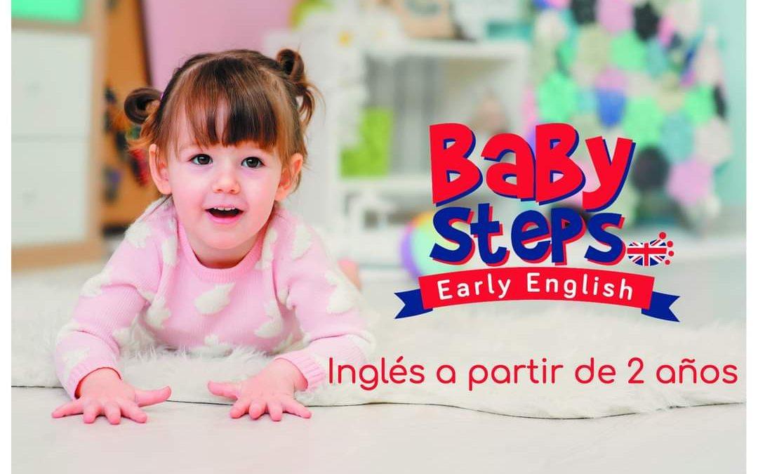 BABY STEPS – MATRÍCULA ABIERTA